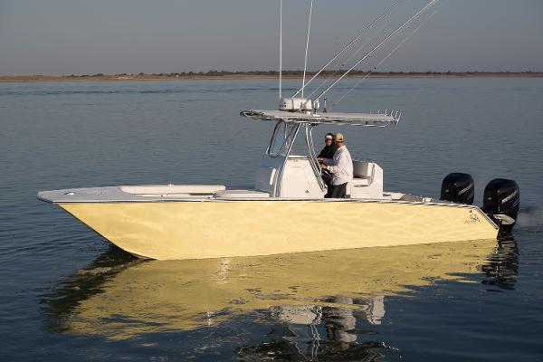 Cape Fear Catamaran CFC 30