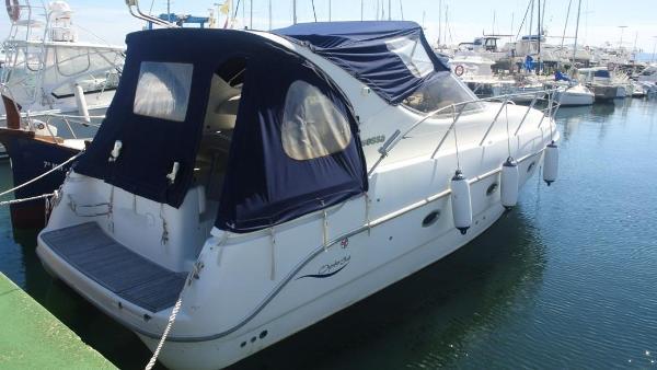 Sessa Marine Oyster 34 Sessa Oyster 34 (2000) in Spanien auf Mallorca