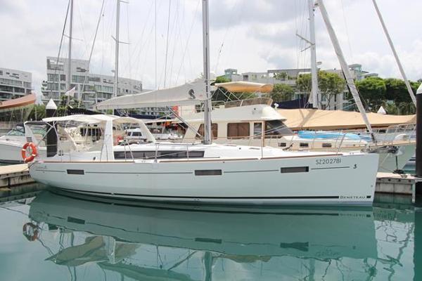 Beneteau Oceanis 41 Oceanis 41 - Profile