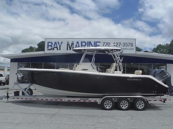 Cobia Boats 296CC