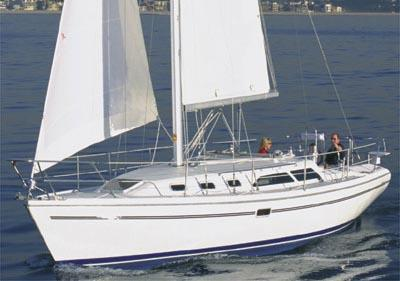 Catalina 34 MkII Manufacturer Provided Image