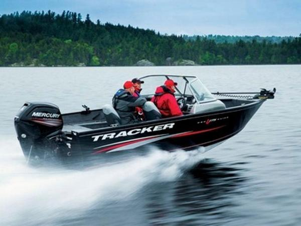 Tracker Pro Guide V-175 WT