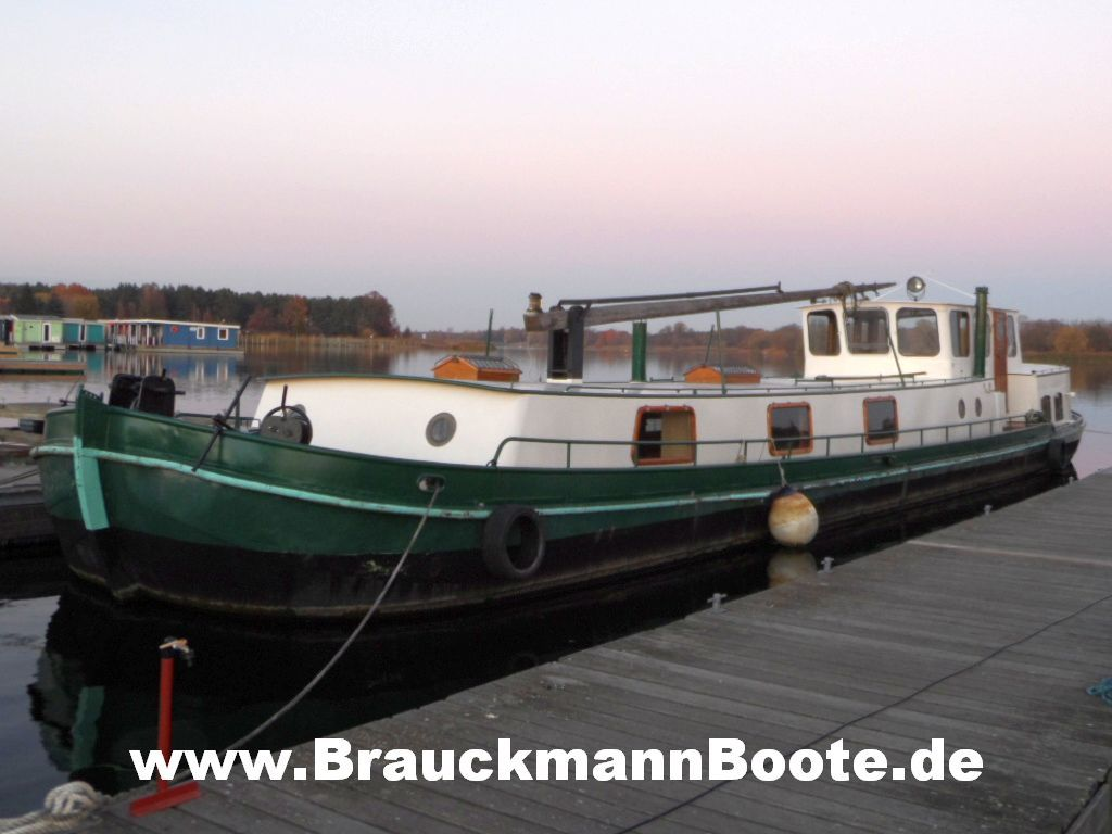 Andere  Hausboot Tjalk Liebhaberstck Video