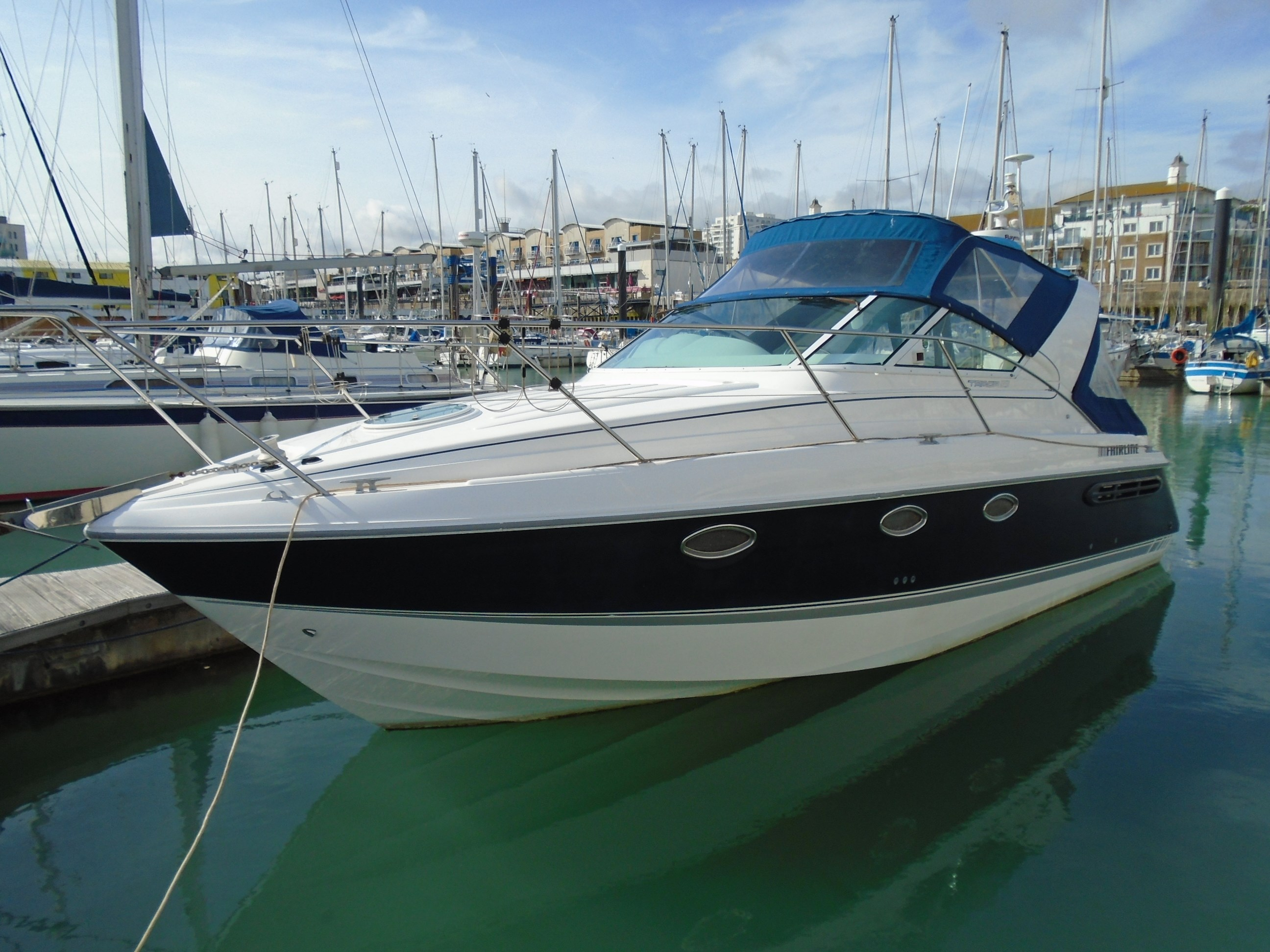 Fairline Targa 29 Fairline Targa 29- 1997