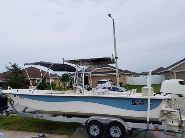 Carolina Skiff 258 DLV Carolina Skiff 258 dlv