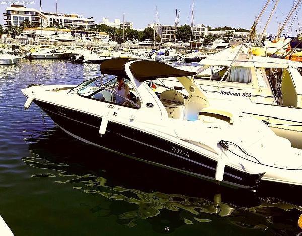 Sea Ray 295 SLX Sea Ray 295 SLX(2002) in Spanien(Ibiza)