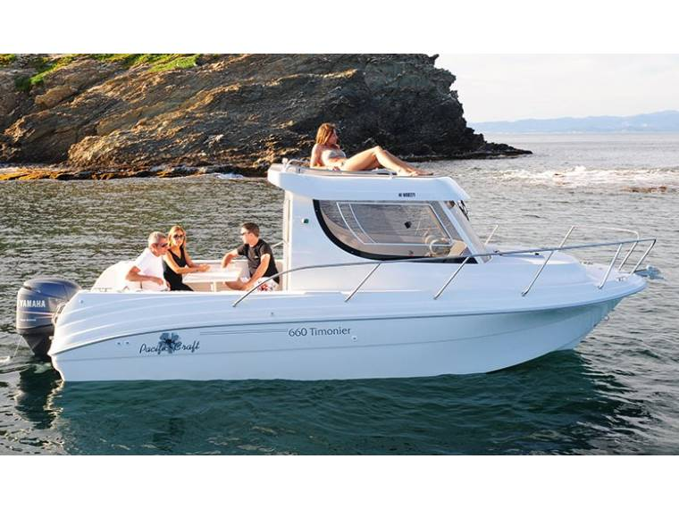 Pacific Craft Pacific Craft 660 Timonier