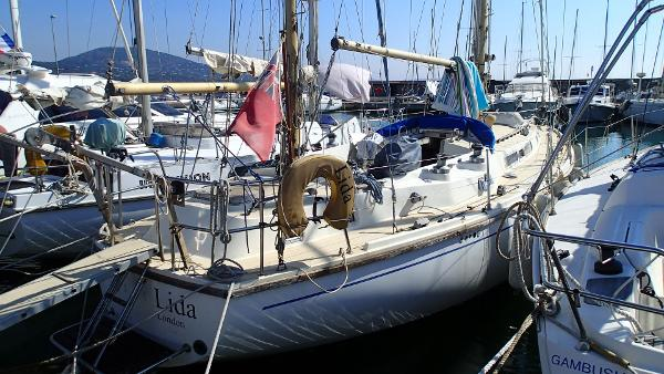 Westerly Solway 36