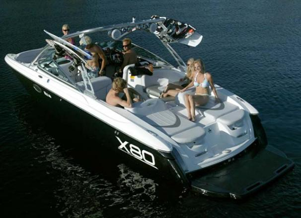 Mastercraft X-80 Manufacturer Provided Image