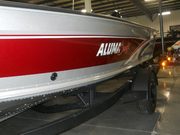 Alumacraft Competitor 185 CS