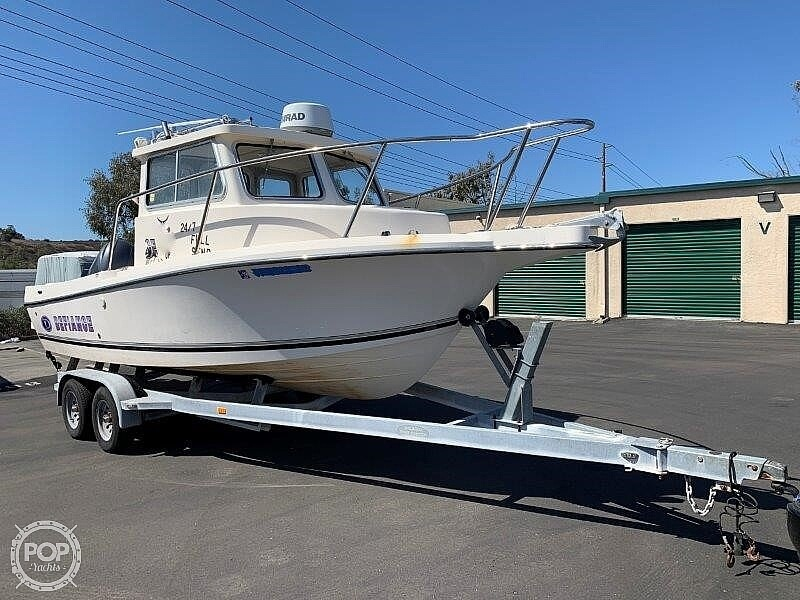 Defiance 220 Admiral 2015 Defiance 220 Admiral for sale in Poway, CA