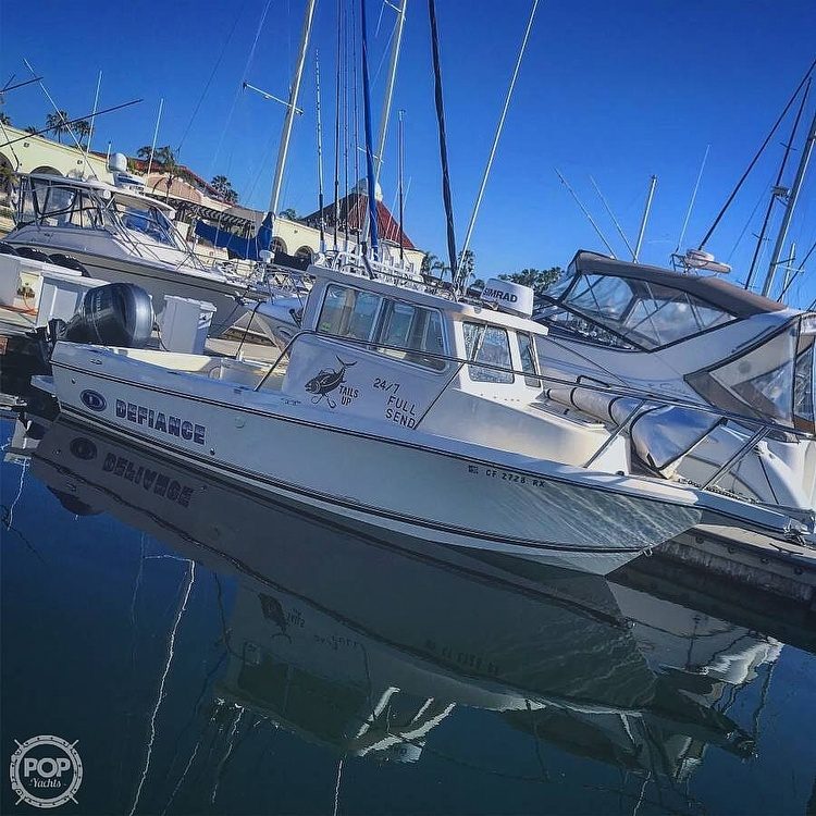 Defiance 22 Admiral 2015 Defiance 22 for sale in Poway, CA