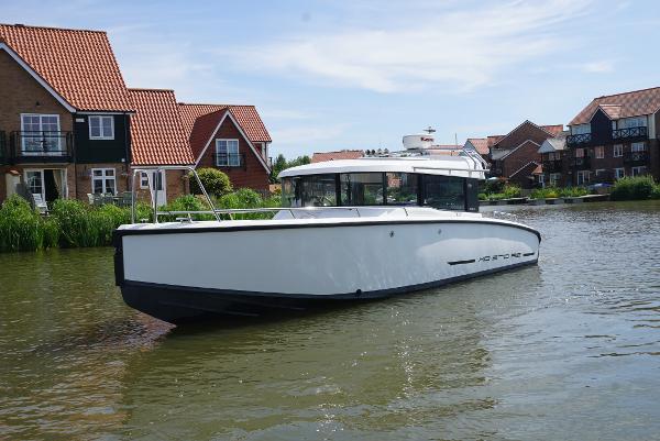 XO Boats 270 RS