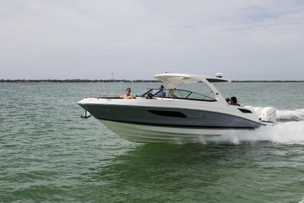 Sea Ray 350 SLX Outboard
