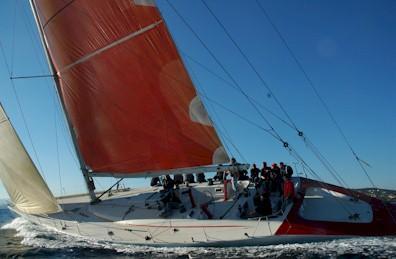 Luffe Yachts prototype IMS