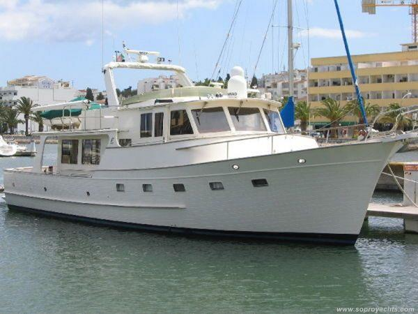 Fleming 55 Fleming 55 Pilothouse - Exterior