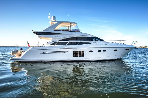 Princess 64 Flybridge