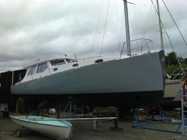 Custom RANGE BOAT 39 CRUISER Range Boat 39 An Donvor