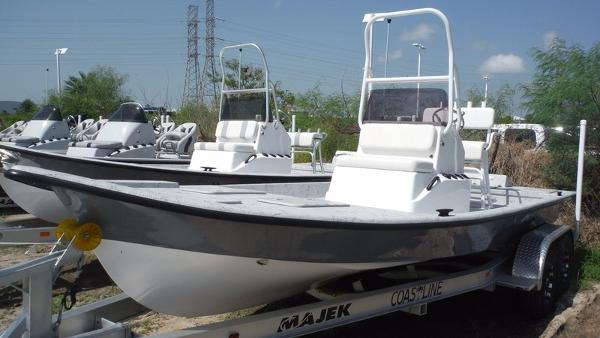 Majek Boats 21 Texas Slam