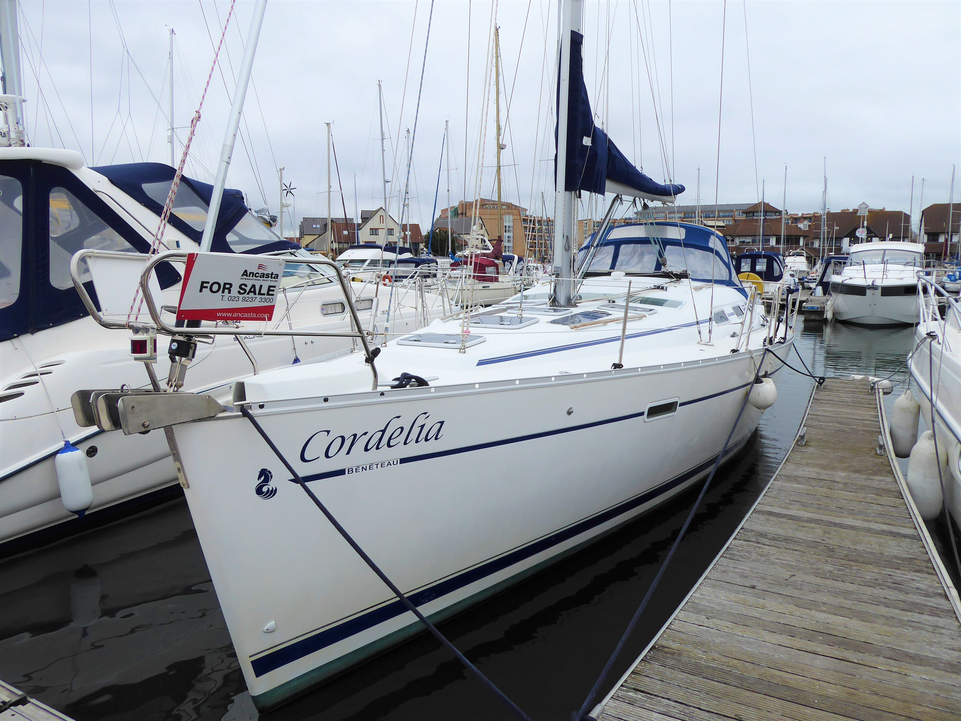 Beneteau Oceanis Clipper 393 Beneteau 393 - For Sale