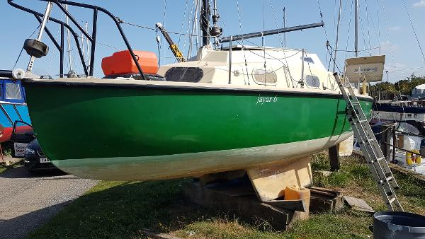 KingFisher 20 (sold)