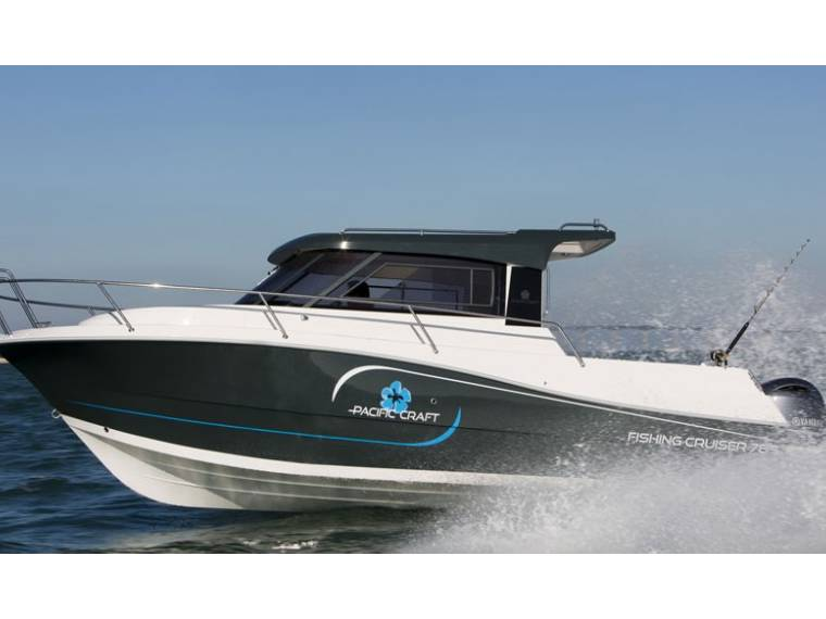 Pacific Craft PACIFIC CRAFT 785 FISHING CRUISER