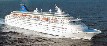 Cruise Ship, 1464 Passenger - Stock No. S2004