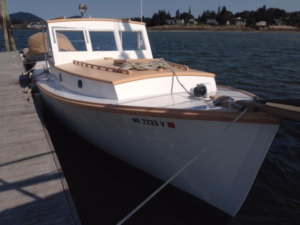 Stanley Boats Lobster Cruiser