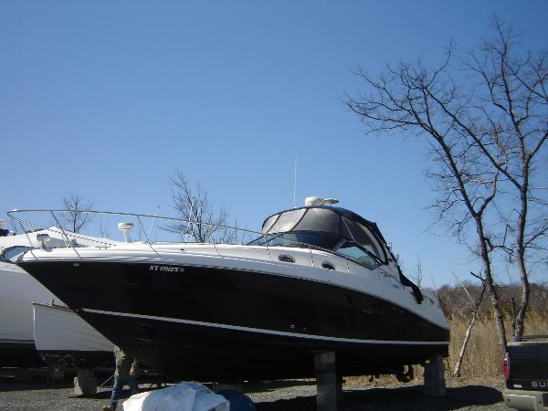 Sea Ray 340 Sundancer Sportsman Port View