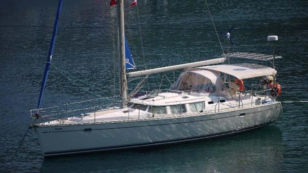 Jeanneau Sun Odyssey 43 DS Main