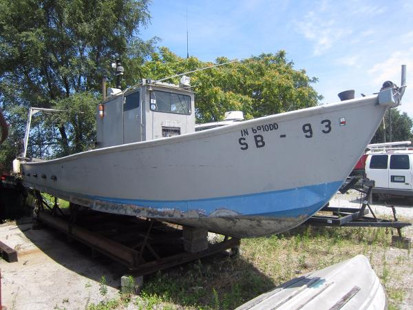 Custom Workboat 38