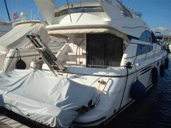 Fairline Phantom 40 Photo 1