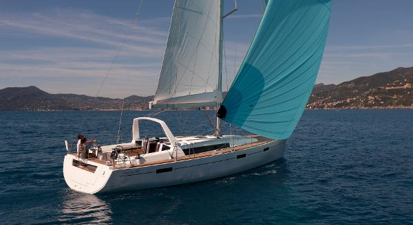 Beneteau Oceanis 45 Manufacturer Provided Image
