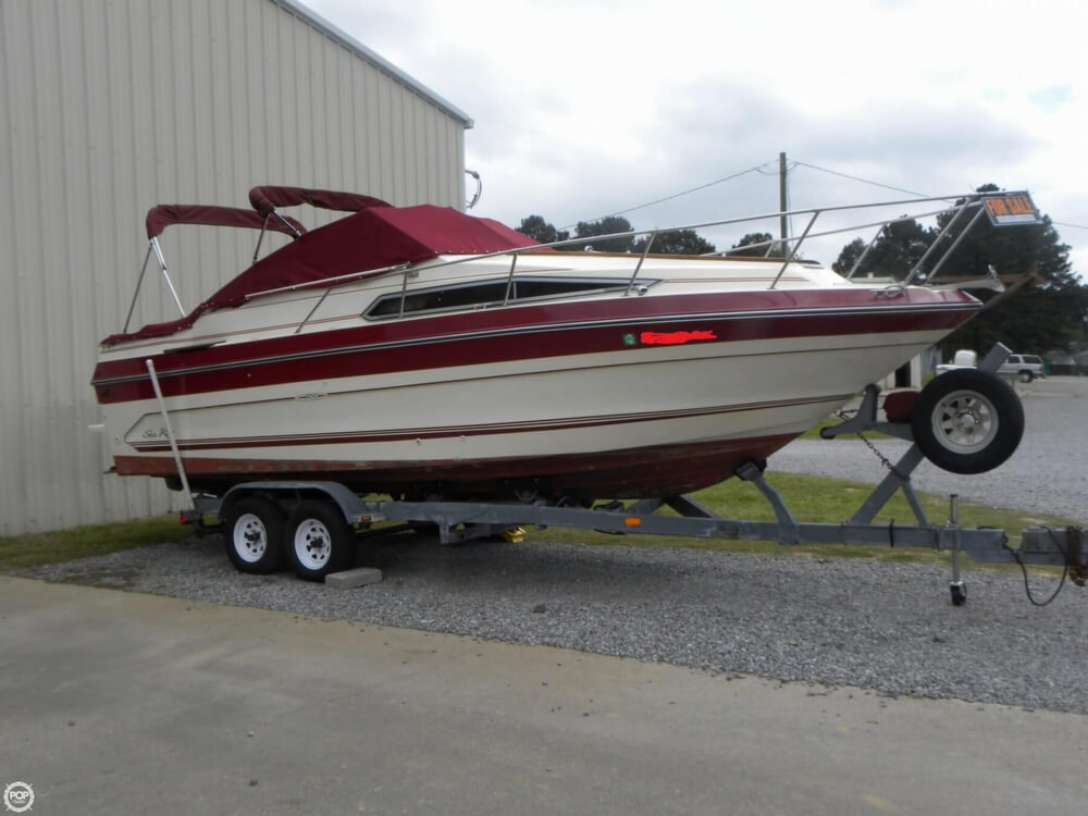 Sea Ray 250 Sundancer 1987 Sea Ray 25 for sale in Brandon, MS