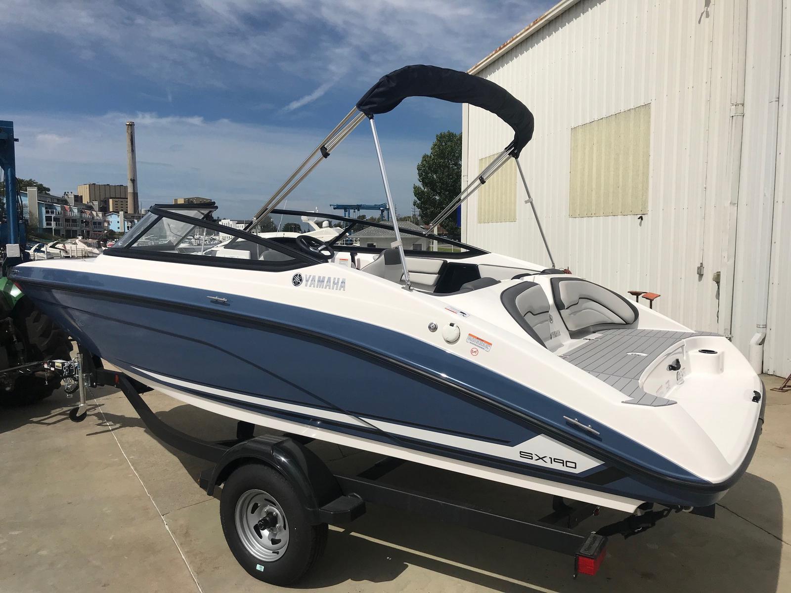 Yamaha Boats SX 190