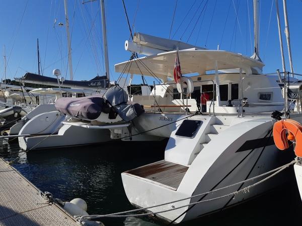 Custom Sailing Catamaran 82 Custom catamaran 82