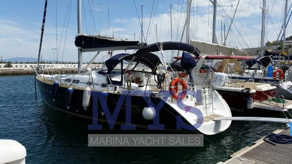 Beneteau Oceanis Clipper 423 BENETEAU OCEANIS 423 CLIPPER (10)