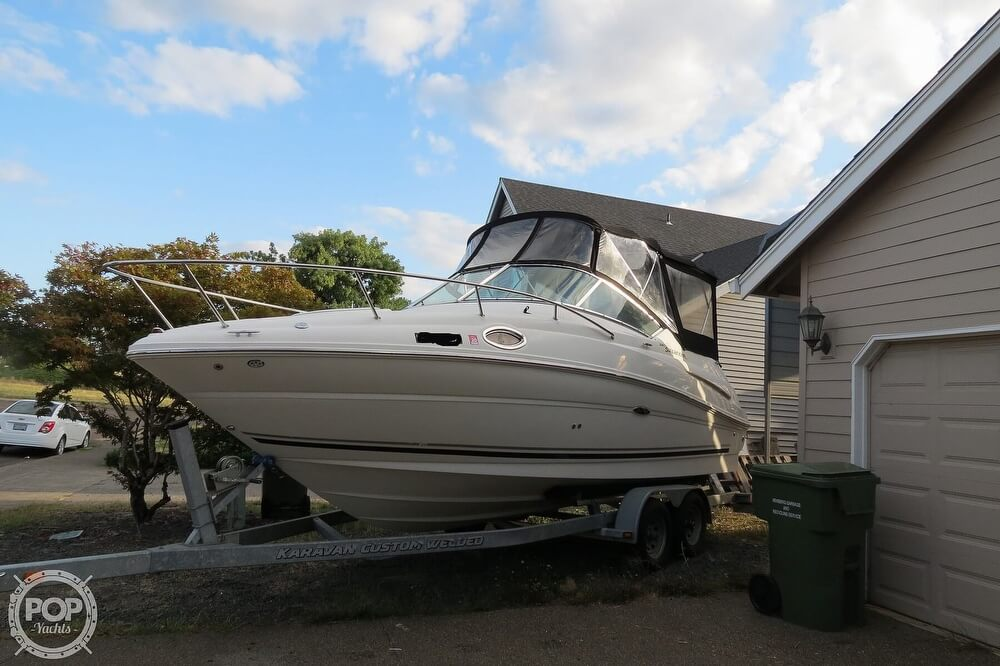 Sea Ray 240 Sundancer 2007 Sea Ray Sundancer 240 for sale in Dundee, OR