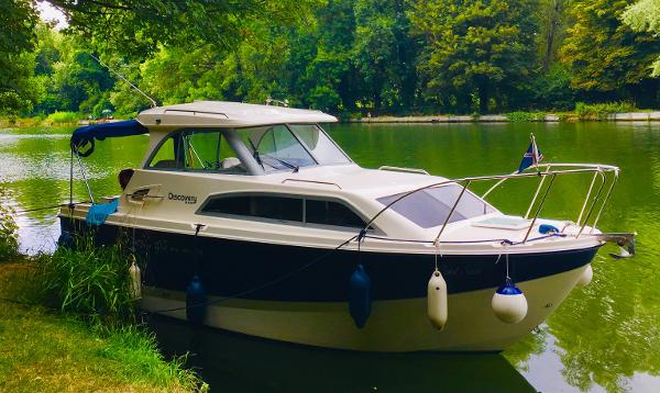 Bayliner Discovery 246 Cruiser Bayliner Discovery 246 Cruiser