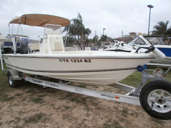Cobia Boats 21 Bay