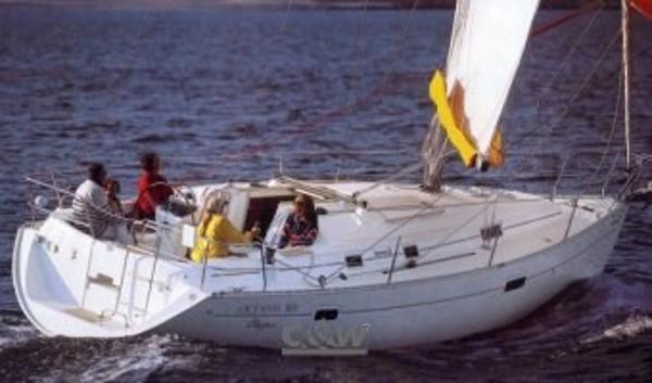 Beneteau Oceanis Clipper 361 oceanis clipper 361 sistership