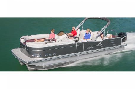 Avalon Catalina Platinum Rear Lounge 25' w/ 250 HP Verado!