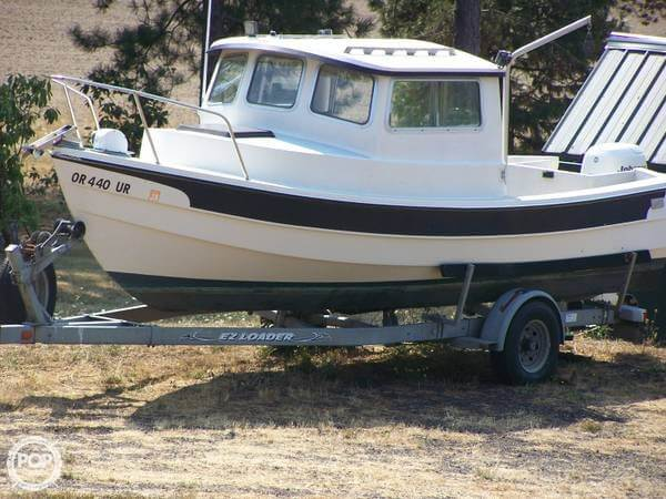 C-Dory 22 1983 C-Dory 22 for sale in Corvallis, OR