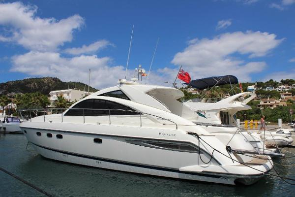 Fairline Targa 47 Gran Turismo Fairline Targa 47 GT