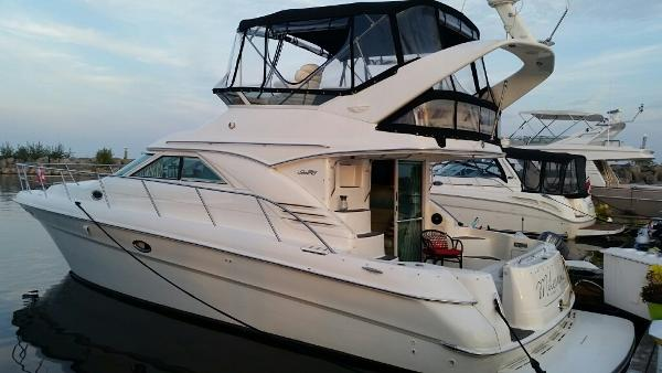 Sea Ray 400 Flybridge