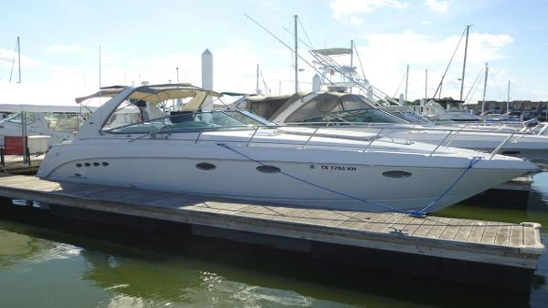 Chaparral 35 Signature