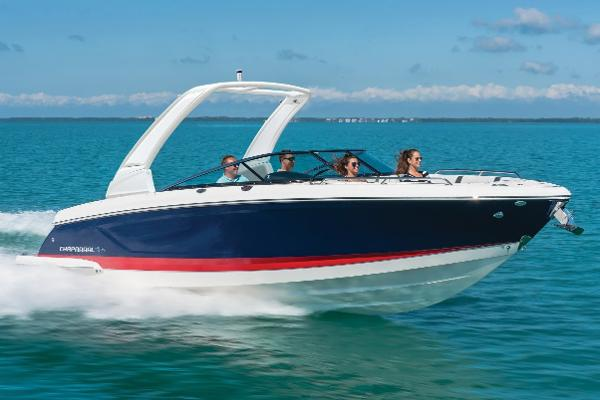Chaparral 297 SSX Manufacturer Provided Image