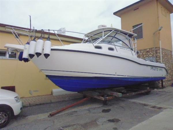 Boston Whaler Boston 305 Conquest P1020703