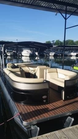 Crest Pontoon Boats II 230 Tritoon 2016 Crest II 230 Tritoon for sale in Dawsonville, GA