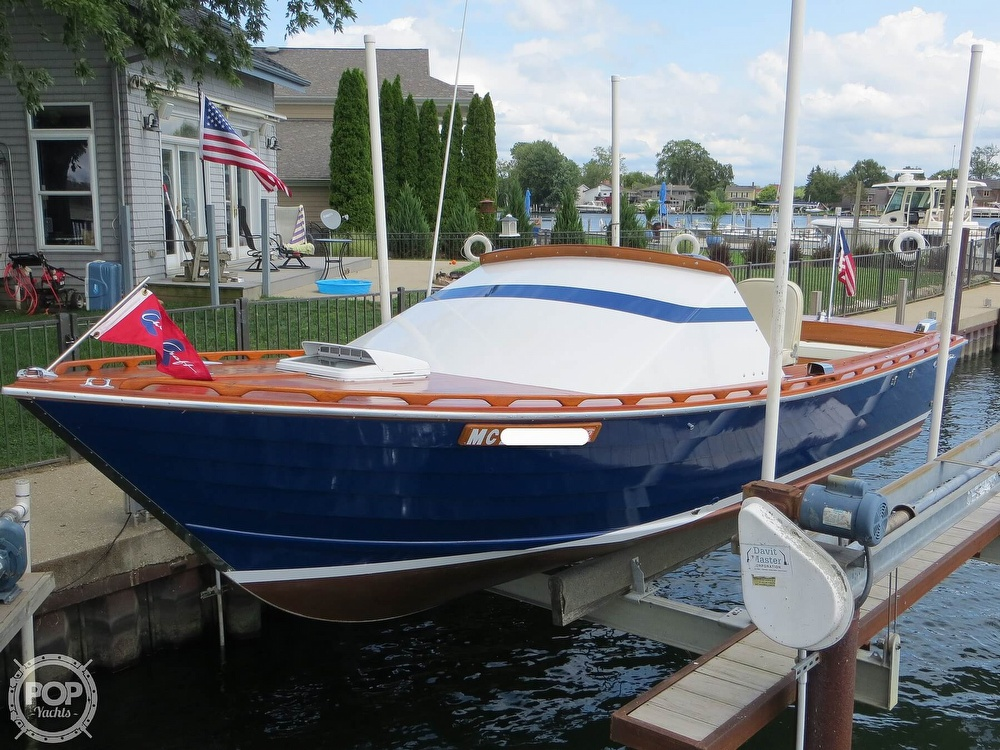 Chris-Craft Cavalier Cutlass 22' 1966 Chris-Craft Cavalier Cutlass 22' for sale in Gibraltar, MI